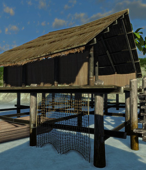 Tiki Island - Extended License 3D Game Models : OBJ : FBX 3D Models Extended Licenses dexsoft-games