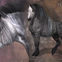 CWRW Ultra Textures for the HiveWire Horse Pack 1 image 1