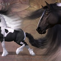 CWRW Ultra Textures for the HiveWire Horse Pack 1 image 3