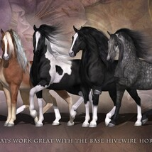 CWRW Ultra Textures for the HiveWire Horse Pack 1 image 6