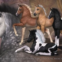CWRW Ultra Textures for the HiveWire Horse Pack 1 image 7