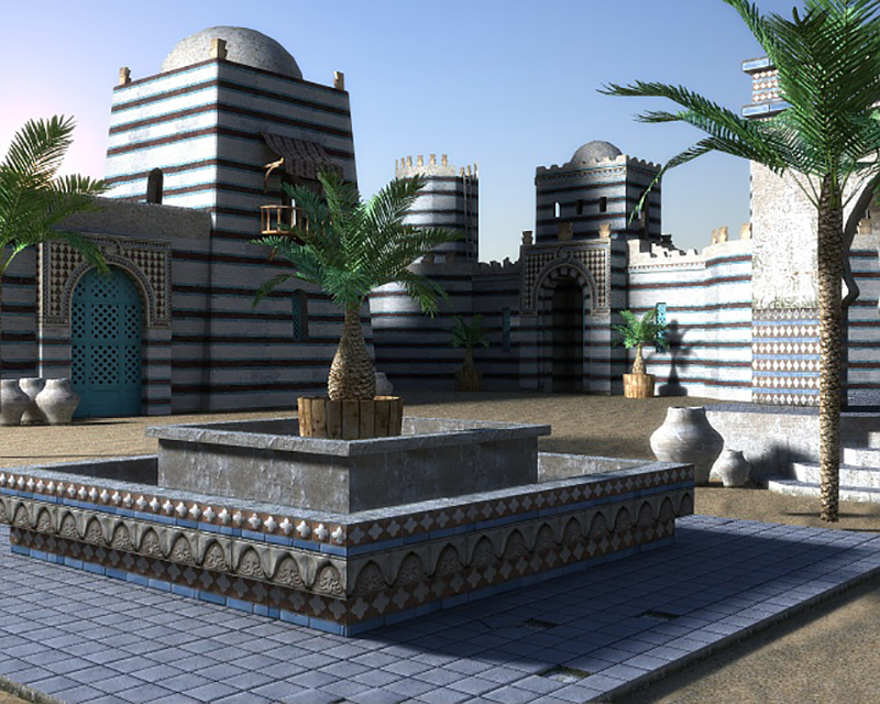 Sultan Palace - Extended License