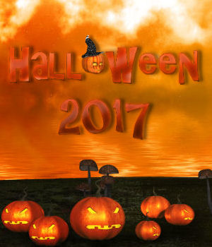 DA-Halloween 2017 2D Graphics DarkAngelGrafics