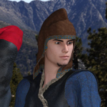 Scythian Archers for Genesis 3 and 8 image 1