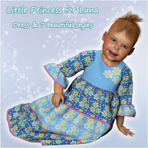 Luna Little Princess and 7 Styles image 1