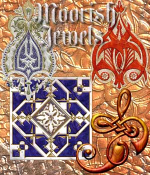 Harvest Moons Moorish Jewels 2D Graphics Merchant Resources Harvest_Moon_Designs