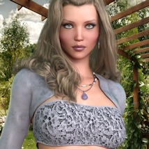 7th Ave: Hot Top Set for Genesis 8 Female image 6