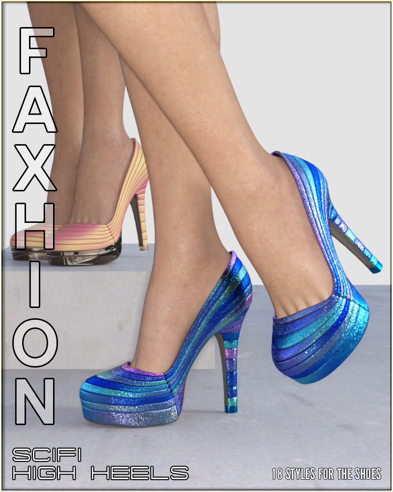 Faxhion - SciFi High-Heels