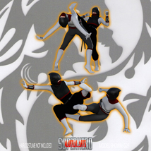 SuperHero Martial Arts for G2F Volume 2 image 5