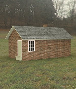 Smokehouse for DAZ Studio  3D Models Digimation_ModelBank