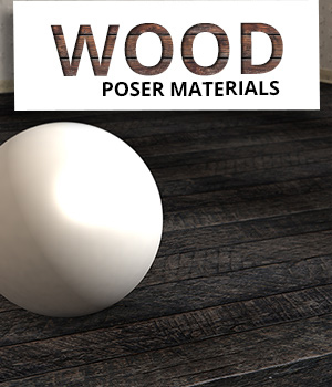 Wood :: Poser Materials 3D Figure Assets Merchant Resources Cyrax3D