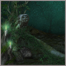 Witching Hour - Backgrounds and poses - G3F-G8F-V8 image 4