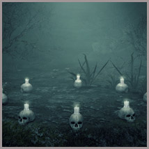 Witching Hour - Backgrounds and poses - G3F-G8F-V8 image 8