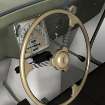 CITROEN TRACTION FFI - Extended License   image 4