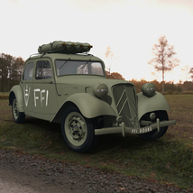 CITROEN TRACTION FFI - Extended License   image 5