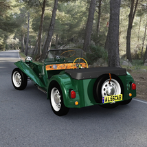 LOTUS SEVEN SERIE 2 - Extended License image 2