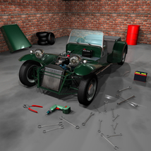 LOTUS SEVEN SERIE 2 - Extended License image 5