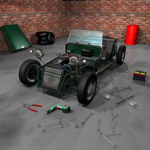 LOTUS SEVEN SERIE 2 - Extended License image 6