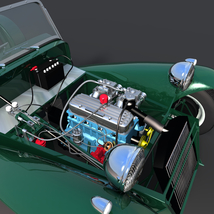 LOTUS SEVEN SERIE 2 - Extended License image 7