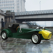 LOTUS SEVEN SERIE 2 - Extended License image 8