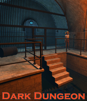 Dark Dungeon 3D Models 1971s