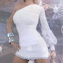 Belladonna Outfit for Genesis 3 Females image 8