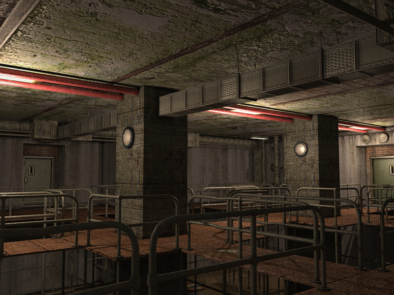Sewers Model Pack 2 - Extended License by dexsoft-games