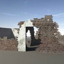 Ruined Buildings - Extended License image 3