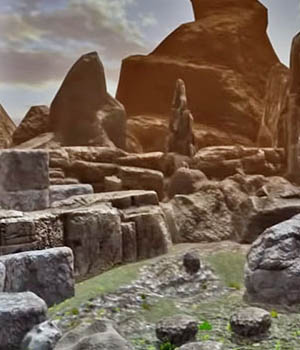 Rocks 3 - Extended License 3D Game Models : OBJ : FBX 3D Models Extended Licenses dexsoft-games