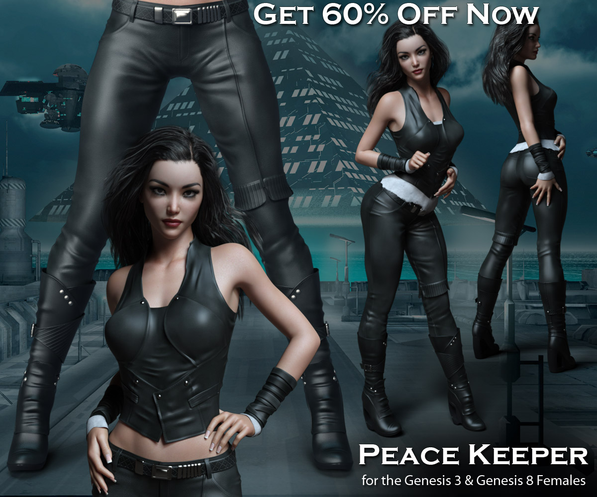 Peace Keeper for G3F and G8F by RPublishing