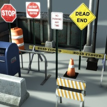 Road Props - Extended License image 5