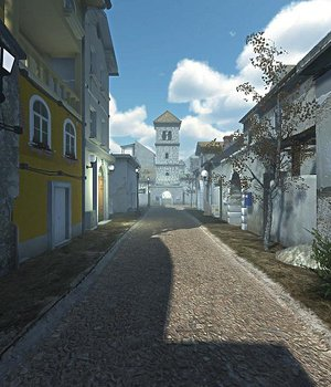 Old Village - Extended License 3D Game Models : OBJ : FBX 3D Models Extended Licenses dexsoft-games