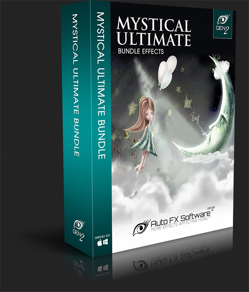 Mystical Ultimate Bundle Gen2 - Over 100 Photo Enhancement Software Effects