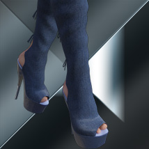 Chic for Hot Pepper Boots image 2