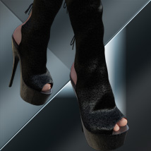 Chic for Hot Pepper Boots image 4