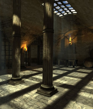 Old Dungeon - Extended License 3D Game Models : OBJ : FBX 3D Models Extended Licenses dexsoft-games