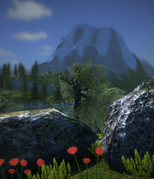 Mountain Rocks - Extended License 3D Game Models : OBJ : FBX 3D Models Extended Licenses dexsoft-games