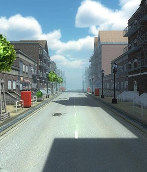 Modern City - Extended License 3D Game Models : OBJ : FBX 3D Models Extended Licenses dexsoft-games