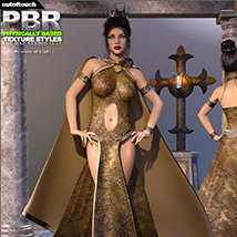 OOT PBR Texture Styles for Princess of Light image 1
