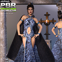 OOT PBR Texture Styles for Princess of Light image 3