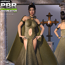 OOT PBR Texture Styles for Princess of Light image 5