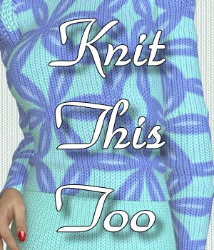 Knit This Too - a merchant resource 2D Graphics Merchant Resources chrislenn