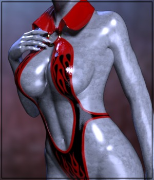 Epic: Vamps for Genesis 3 Females 3D Figure Assets 3-DArena