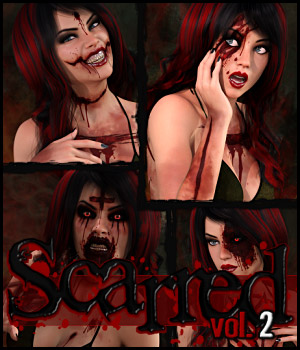 Scarred Vol.2 for Genesis 8 Female  3D Figure Assets ShanasSoulmate