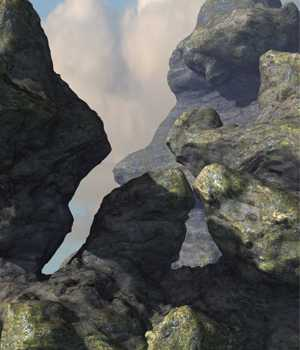RockZ_171102DR obj - EXTENDED LICENSE 3D Game Models : OBJ : FBX 3D Models Extended Licenses Dinoraul