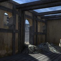 Medieval Ruins - Extended License image 3