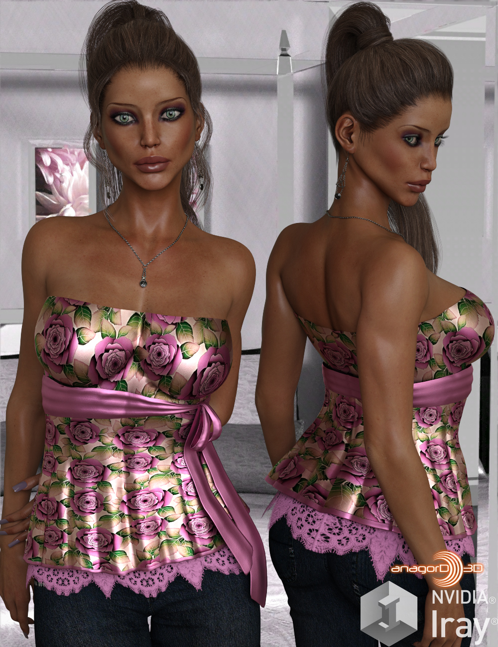 VERSUS - Classy Top for G3F and G8F