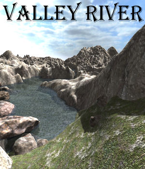 Valley River 3D Models JeffersonAF