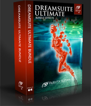 DreamSuite Ultimate Bundle Gen2 - Graphics Design & Graphic Effects Software 2D Sofware and Utilities AUTOFXPHOTO