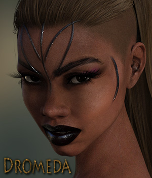 Dromeda G8 - Character & Geo Shell Bodysuit by reciecup